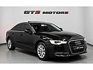 2012 AUDİ A6 2.0 TDİ VAKUM HAFIZA ISITMA GERİ GÖRÜŞ HATASIZ Audi A6 A6 Sedan 2.0 TDI
