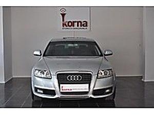 48 AY TAKSİT İLE 2011 AUDI A6 2.0 TDI MULTITRONIC 170 BG. Audi A6 A6 Sedan 2.0 TDI