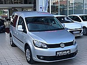 SERCANLAR GÜVENCESİYLE 35.000 TL PEŞİN HEMEN TESLİM     Volkswagen Caddy 1.6 TDI Trendline