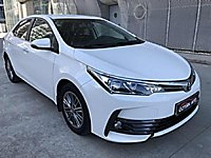 2018 MODEL   ADVANCE   DİZEL   OTOMATİK   ANAHTARSIZ ÇALIŞTIRMA Toyota Corolla 1.4 D-4D Advance
