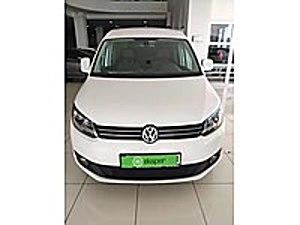 FİAT ERKAY DAN 2014 MODEL VOLKSWAGEN 1.6 TDİ CADDY COMFORTLİNE Volkswagen Caddy 1.6 TDI Comfortline