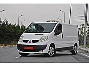 2012 RENAULT TRAFİC 2.0 6 İLERİ FRGİOLU UZUN ŞASE PANEL BAKIMLI Renault Trafic 2.0 dCi Grand Confort