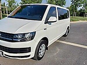 AUTO ADAR DAN 2018 HATASIZ LÜX V.İ.P. TRANSPORTER 9 1 MİNİBÜS Volkswagen Transporter 2.0 TDI Camlı Van