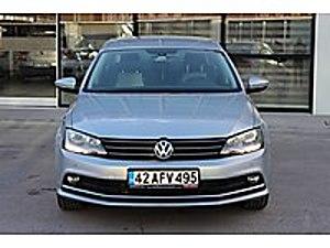 KAFKAS DAN 2014 MODEL YENİ KASA JETTA 1.6 TDI COMFORTLİNE DSG Volkswagen Jetta 1.6 TDI Comfortline
