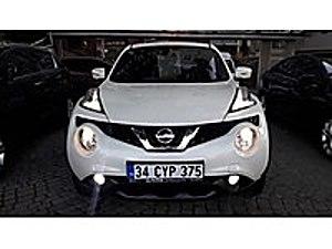 2017 SADECE 24 BİNDE CAM TAVAN NAVİGASYON GERİ GÖRÜŞ 110 BG Nissan Juke 1.5 dCi Special Edition