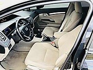 DOĞAN OTOMOTİVDEN SUNROOFLU 40. YIL ELEGANCE 60.000 KMDE Honda Civic 1.6i VTEC Eco Elegance