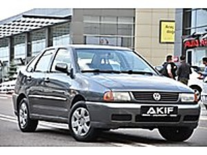AKİFOTOMOTİV den 1999 Model POLO Classic 1.6 100 BG LPG li Volkswagen Polo 1.6 Classic