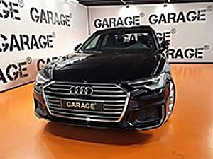 GARAGE 2020 AUDI A6 40 TDI QUATTRO DESIGN  S LINE- 18 KDV BAYI Audi A6 A6 Sedan 2.0 TDI Quattro Design