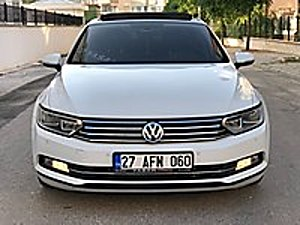 YAŞAR DAN 2015 PASSAT 1.6 TDİ DSG  CAM TAVAN  2016 ÇIKIŞLI  ORJ Volkswagen Passat 1.6 TDI BlueMotion Comfortline