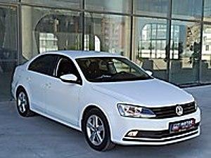 MYMOTORS TAN JETTA TRENDLİNE PLUS  DOUBLE EKRAN  GERİ GÖRÜŞ Volkswagen Jetta 1.6 TDI Trendline
