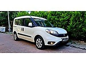 ADİL OTOMOTİV DEN 85 BİN KM DE FİAT DOBLO 1.6 SAFELİNE Fiat Doblo Combi 1.6 Multijet Safeline