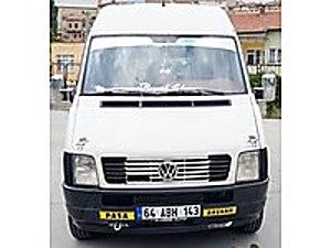 OKUMASINI BİLENE KİTAP 2001 Volkswagen LT 35 TDI