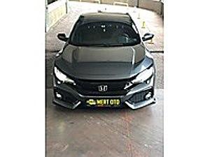 2018 HONDA CİVİC 1.5 İVTEC SPORT PLUS 180 HP OTOMATİK TEMİZ BAKI Honda Civic 1.5i VTEC Sport Plus