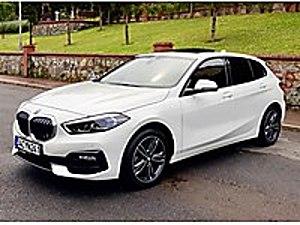 YENİ 1 - DİZEL - CAM TAVAN - SPORT LINE - SADECE 9000 KM DE BMW 1 Serisi 116d First Edition Sport Line