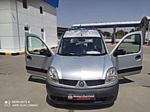 YAKIT CİMRİSİ ARAÇ İSTEYENLERE 2006 MODEL RENAULT KANGO 1.5 DCİ Renault Kangoo 1.5 dCi Expression