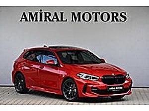 2020 116d BAYİ 0KM MSPORT SHADOW HAFIZA G GÖRÜŞ  18 KDV BMW 1 Serisi 116d First Edition M Sport