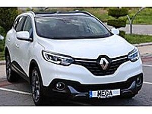 Mega Otomotiv. 2015 Renault Kadjar   İCON   CAM TAVAN   BOYASIZ Renault Kadjar 1.5 dCi Icon