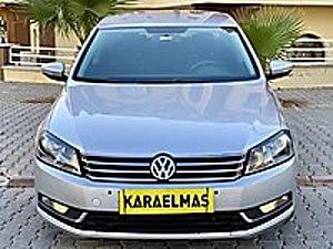 KARAELMAS AUTO DAN 1.6 TDİ B7 YENİ KASA PASSAT BAKIMLI YENİ KASA Volkswagen Passat 1.6 TDI BlueMotion Trendline