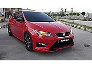 2014 ÇIKIŞLI FR 140 HP START-STOP CAM TAVAN 18 JANT Seat Leon 1.4 TSI FR