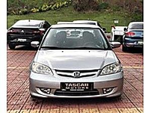 TAŞCAR MOTORS 2005 MODEL HONDA Civic 1.6İ VTEC 2 LS Japon Montaj Honda Civic 1.6 VTEC LS