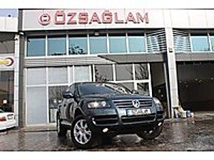 Özsağlam dan 2006 Touareg 2.5 TDI Exclusive 258binde Tam Dolu Volkswagen Touareg 2.5 TDI Exclusive