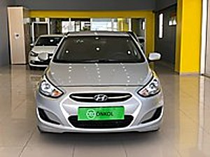 FİAT ÖNKOL OTO DAN ACCENT BLUE 1.6 CRDİ MODE PLUS OTOMATİK Hyundai Accent Blue 1.6 CRDI Mode Plus