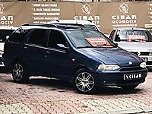 2001GARANTİLİ SIFIR MOTOR PALIO 1.6 WEEKEND SIRALI SİSTEM LPG Lİ Fiat Palio 1.6 HL Weekend
