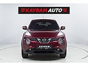 KAYRAM DAN 2015 CAM TAVAN 48 AY KREDİ 48 AY SENETLİ TAKSİTLİ Nissan Juke 1.6 Special Edition