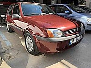 2003 ÇIKIŞLI FORD FİESTA KLİMALI MASRAFSIZ Ford Fiesta 1.25 Flair