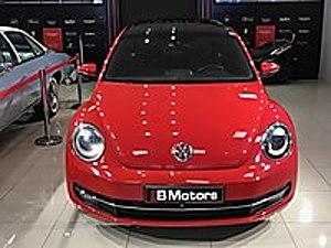 BMotors dan 2015 Volkswagen Beetle Cam Tavan 1.2 TSİ DSG Deisign Volkswagen Beetle 1.2 TSI Design