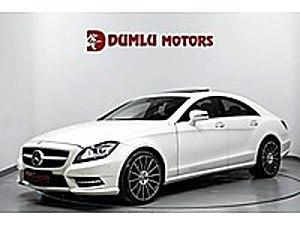 DUMLU MOTORS 2012 MERCEDES CLS 350 4 MATİC VADE TAKAS CEK SENET Mercedes - Benz CLS 350 CDI Innovation Sport