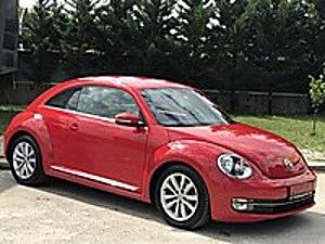 2012 VOLKSWAGEN BEETLE 1.2 TSİ DESİGN 94.000 KM OTOMATİK VİTES Volkswagen Beetle 1.2 TSI Design