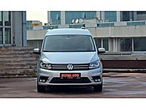 ALTEM OTODAN 2018 CADDY 2 0 TDI EXCLUSİVE 41 000 KM DE KLTK ISIT Volkswagen Caddy 2.0 TDI Exclusive