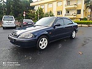 ATAK MOTORS DAN 1998 MODEL CIVIC 1.4 İS OTM. VTEC JANTLI Honda Civic 1.4 1.4i