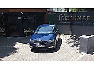 2013 MODEL SKODA RAPİD 1.6 TDİ DSG ELEGANCE Skoda Rapid 1.6 CR TDI  Elegance