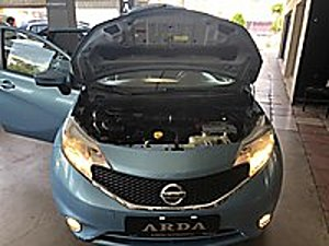ARDA dan 2014 HATASIZ NISSAN Note 1.5 DCI TEKNA Nissan Note 1.5 dCi Tekna