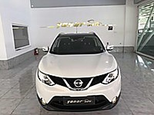 YANAR AUTODAN DİZEL OTOMATİK CAM TAVANLI QASHQAİ Nissan Qashqai 1.6 dCi Sky Pack