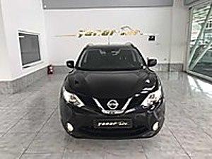 YANAR AUTODAN HATASIZ DİZEL OTOMATİ DÜŞÜK KM CAM TAVANLI QASHQAİ Nissan Qashqai 1.6 dCi Sky Pack