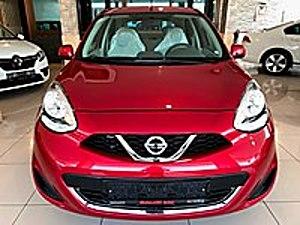 BOYASIZ 2018 NISSAN MICRA 1.2 STREET TAM OTOMATİK CVT 2 ADET  Nissan Micra 1.2 Street