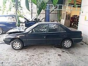 1994 model 1.9 GRDI Turbo Dizel..önden hasarli Peugeot 405