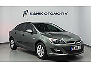 KANIK OTO DAN 2017 MODEL OPEL ASTRA 1.6 EDİTİON PLUS 27.900 KM Opel Astra 1.6 Edition Plus