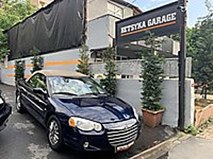 BETSYKA GARAGE-2005 Chrysler Sebring 2.7 203hp Limited BEJ TENTE Chrysler Sebring 2.7 Limited