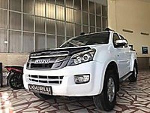 2012 BOYASIZ LİMİTED ISUZU D-MAX 2.5 ÇIFT KABIN 4X2