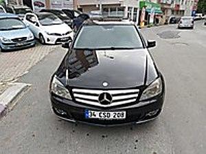 ÖZMENLER DEN 2010 MERCEDES C180 1.6 AVANTGARDE LPG CAM TAVANLI Mercedes - Benz C Serisi C 180 Komp. BlueEfficiency Avantgarde