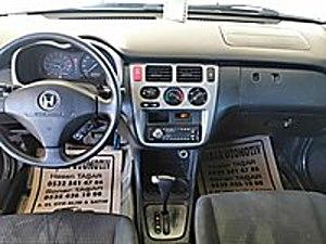 TAŞAR OTOMOTIV DEN 2005 MODEL OTOMATIK HONDA HRW SANRUFLU LPĞ Lİ Honda HR-V 4WD