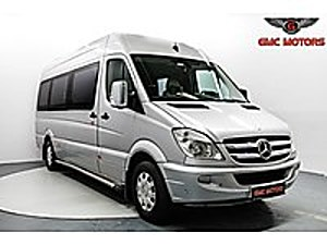 GMC MOTORS 2012 MODEL VİP ALMAN PAKET SPRİNTER 315 CDI Mercedes - Benz Sprinter 315 CDI