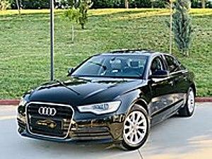 KENT AUTO 2012 MODEL AUDİ A6 HATASIZ BOYASIZ VAKUM SUNROOF Audi A6 A6 Sedan 2.0 TDI