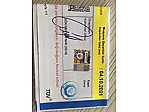 2001 MODEL BORA 1.6 COMFORTLİNE Volkswagen Bora 1.6 Comfortline