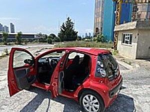 2010 C1 ELMA ŞEKERİ OTOMATİK VİTES KLİMA ABS DEĞİŞENSİZ Citroën C1 1.0 SX Sensodrive
