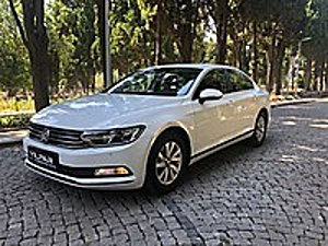 2017 Volkwagen Passat 1.6 BMT tdi DSG KUSURSUZGARANTİLİ 85.000KM Volkswagen Passat 1.6 TDI BlueMotion Trendline